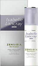 Parfumuri și produse cosmetice Cremă de față cu protecție - Isabelle Lancray Zenzibia DermaZen Balancing Protection Cream