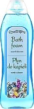 """Parfumuri și produse cosmetice Spumă de baie """"Marină"""" - Bluxcosmetics Naturaphy Bath Foam"""