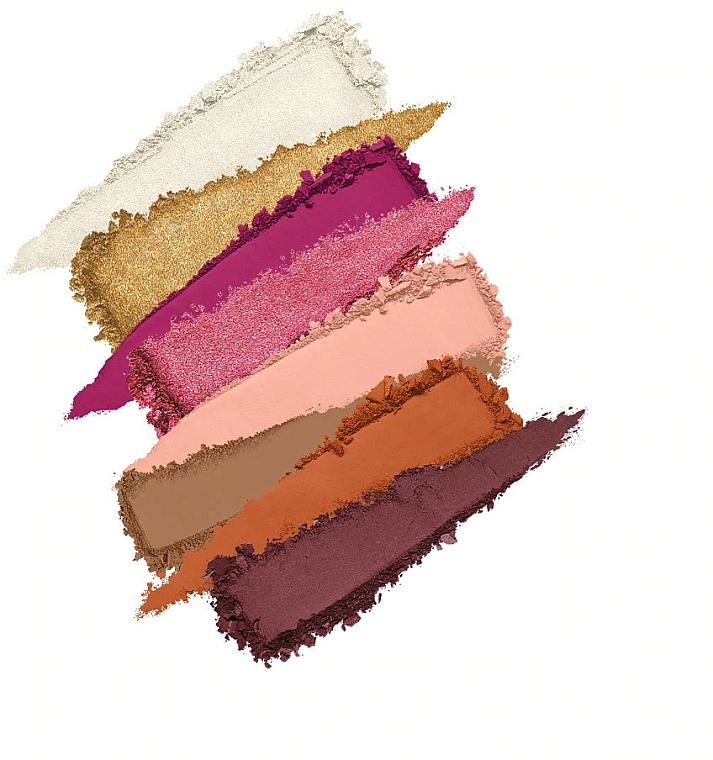 Paletă fard de ochi - Too Faced Gingerbread Spice Mini Eye Shadow Palette — Imagine N3