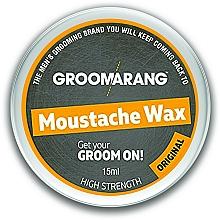 Parfumuri și produse cosmetice Ceară pentru mustață și barbă - Groomarang Moustache & Beard Wax