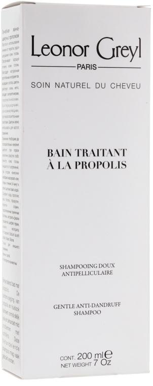 Șampon antimătreață - Leonor Greyl Bain Traitant a la Propolis