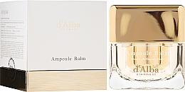 Parfumuri și produse cosmetice Cremă anti-îmbătrânire cu extract de trufe albe, de noapte pentru față - D'Alba Ampoule Balm White Truffle Anti Wrinkle Night Cream