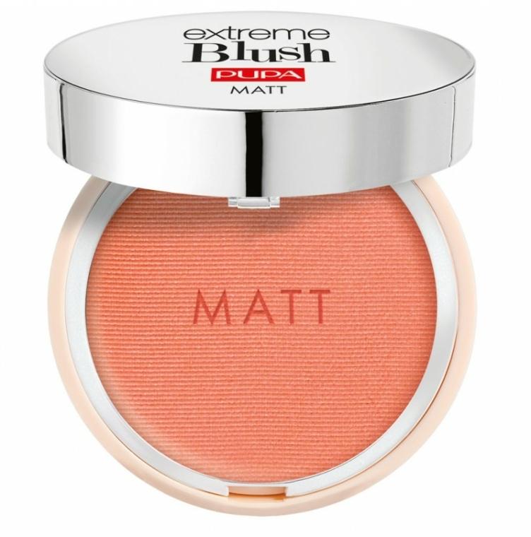 Fard mate de obraz - Pupa Extreme Blush Matt