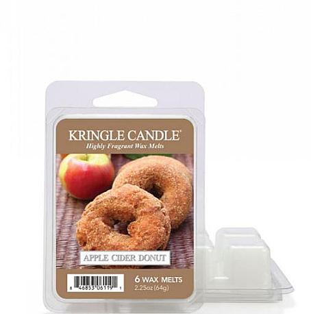 Ceară aromatică - Kringle Candle Apple Cider Donut Wax Melt — Imagine N1