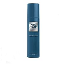 Parfumuri și produse cosmetice Enrico Coveri Pour Homme Deodorant - Deodorant