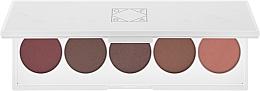Parfumuri și produse cosmetice Paletă fard de ochi - Ofra Signature Palette Contour Eyes