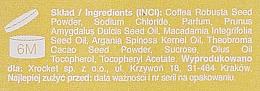Scrub de cafea - BodyBoom Coffee Scrub Banana — Imagine N3