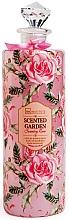 Parfumuri și produse cosmetice Spumă de baie - IDC Institute Scented Garden Luxury Bubble Bath Country Rose