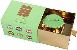Parfumuri și produse cosmetice Sterling Parfums Jenny Glow Lime & Basil - Cremă parfumată pentru mâini și corp