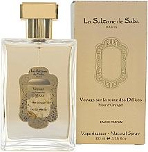 Parfumuri și produse cosmetice La Sultane de Saba Fleur d'Oranger Orange Blossom - Apă de parfum
