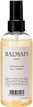 Parfumuri și produse cosmetice Spray cu sare pentru păr - Balmain Paris Hair Couture Texturizing Salt Spray