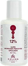 Parfumuri și produse cosmetice Oxidant pentru păr 12% - Kallos Cosmetics KJMN Hydrogen Peroxide Emulsion