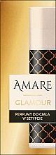 Parfumuri și produse cosmetice Mist pentru corp - Pharma CF Amare Glamour