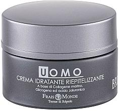 Parfumuri și produse cosmetice Cremă de față - Frais Monde Men Brutia Repairing Moisturizing Cream