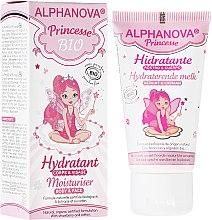 Parfumuri și produse cosmetice Cremă hidratantă pentru copii - Alphanova Kids Princess Moisturiser Body & Face