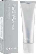 Parfumuri și produse cosmetice Pastă de dinți cu efect de albire - WhiteWash Laboratories Remineralising Whitening Toothpaste