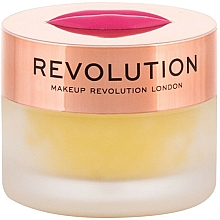 """Parfumuri și produse cosmetice Scrub pentru buze """"Suc de ananas"""" - Makeup Revolution Lip Scrub Sugar Kiss Pineapple Crush"""