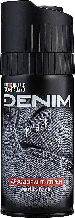 Denim Black - Deodorant — Imagine N1