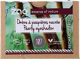 Parfumuri și produse cosmetice Farduri sidefate pentru pleoape - ZAO Pearly Eye Shadow (rezervă)