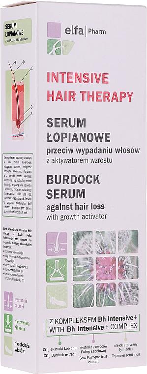 Ser din brusture pentru păr - Elfa Pharm Burdock Serum