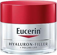 Parfumuri și produse cosmetice Cremă de zi pentru ten combinat - Eucerin Hyaluron-Filler+Volume-Lift Day Cream SPF15