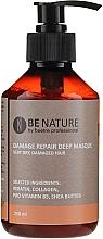 Parfumuri și produse cosmetice Mască de păr - Beetre Be Nature Damage Repair Deep Masque