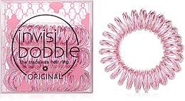 Parfumuri și produse cosmetice Elastic de păr - Invisibobble Original Rose Muse