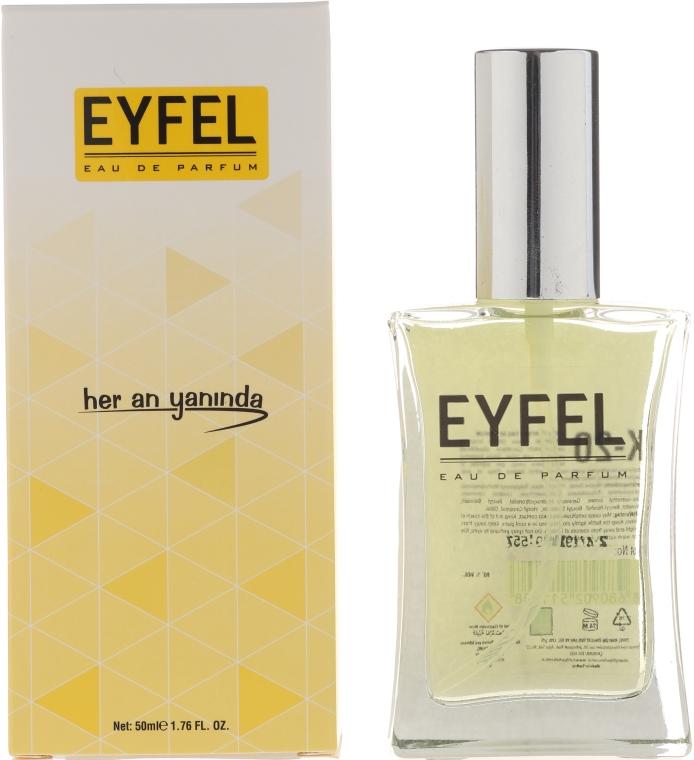 Eyfel Perfume K-20 - Apă de parfum — Imagine N1