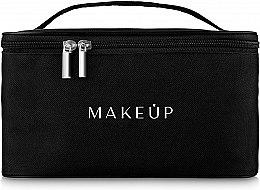 Parfumuri și produse cosmetice Trusă pentru călătorii, neagră - MakeUp