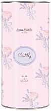 Parfumuri și produse cosmetice Set bombe- inimioare de baie în tub - Chantilly Heartbreak