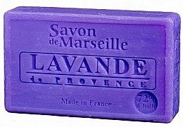 """Parfumuri și produse cosmetice Săpun natural """"Lavandă provensală"""" - Le Chatelard 1802 Provence Lavender"""