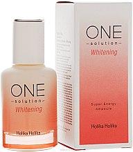 Parfumuri și produse cosmetice Ser pentru față - Holika Holika One Solution Whitening Super Energy Ampoule