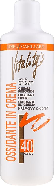 Cremă Oxidant 40vol - Vitality's Collection — Imagine N1
