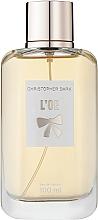 Parfumuri și produse cosmetice Christopher Dark L'oe - Apă de parfum