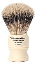 Parfumuri și produse cosmetice Pămătuf de ras, SH3 - Taylor of Old Bond Street Shaving Brush Super Badger Size L