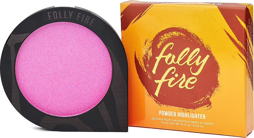 Highlighter - Folly Fire Translucent Dream Powder Highlighter (Sweet 16)