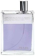 Parfumuri și produse cosmetice Prada Amber Pour Homme - Apă de toaletă (tester cu capac)