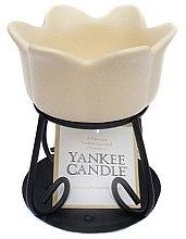 Parfumuri și produse cosmetice Lampă aromaterapie - Yankee Candle Cream Petal Wax Burner