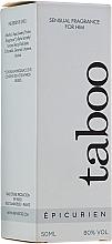 Parfumuri și produse cosmetice Ruf Taboo Epicurien - Apă de toaletă