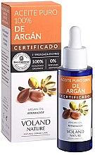 Parfumuri și produse cosmetice Ulei natural de argan - Voland Nature Aragan Oil