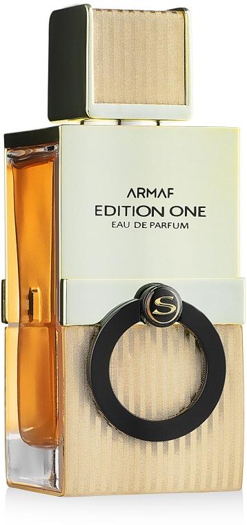 Armaf Edition One - Apă de parfum — Imagine N1