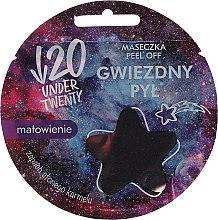 """Mască de față """"Praf de stele"""", aromă de caramel sărat - Under Twenty Peel Off Mask — Imagine N1"""