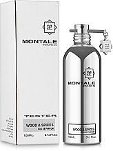 Parfumuri și produse cosmetice Montale Wood and Spices - Apă de parfum (tester)