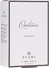 Parfumuri și produse cosmetice Apă de parfum - Avant Quintessence