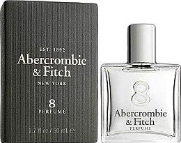 Parfumuri și produse cosmetice Abercrombie & Fitch 8 - Apă de colonie