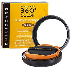 Parfumuri și produse cosmetice Pudră de față, SPF 50 - Cantabria Labs Heliocare 360º Color Cushion Compact Pearl