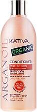 Balsam hidratant pentru păr cu ulei de argan - Kativa Argan Oil Conditioner — Imagine N3