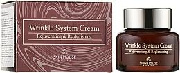 Parfumuri și produse cosmetice Cremă anti-îmbătrânire cu colagen - The Skin House Wrinkle System Cream