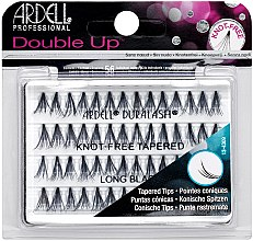 Parfumuri și produse cosmetice Gene false - Ardell Double Up Soft Touch Individuals Knot-Free Lashes