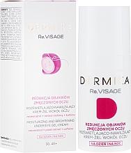 Parfumuri și produse cosmetice Cremă pentru zona ochilor 30-40+ - Dermika Re.Visage